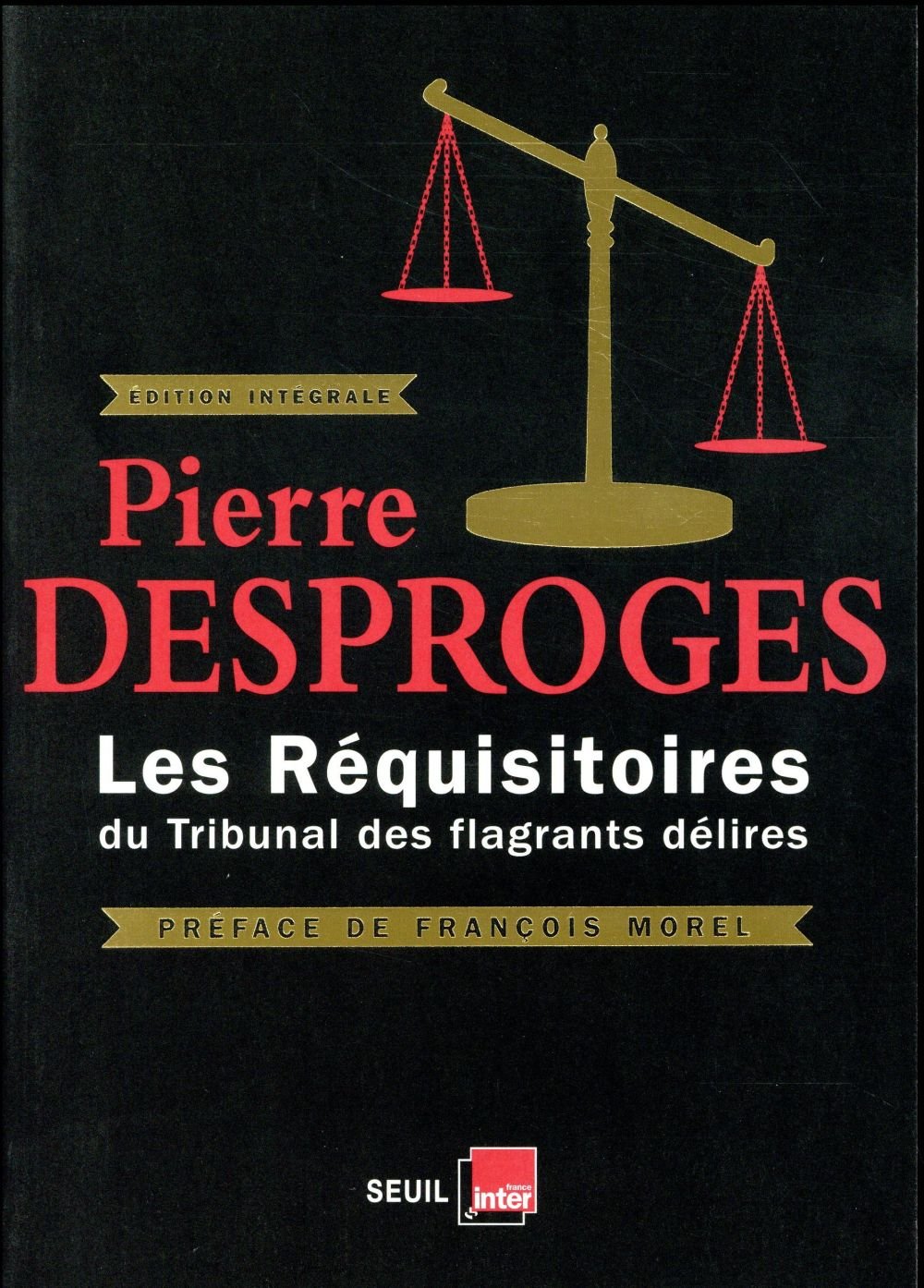 LES REQUISITOIRES DU TRIBUNAL DES FLAGRANTS DELIRES